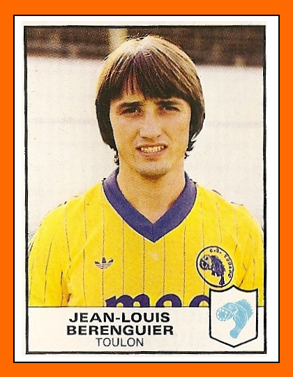 JEAN-LOUIS BERENGUIER