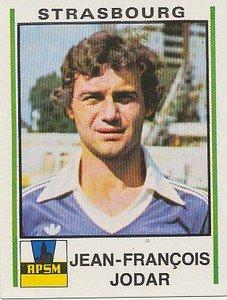 JEAN-FRANCOIS JODAR