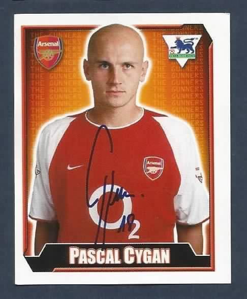 PASCAL CYGAN