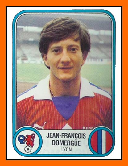 JEAN-FRANCOIS DOMERGUE