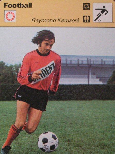 RAYMOND KERUZORE