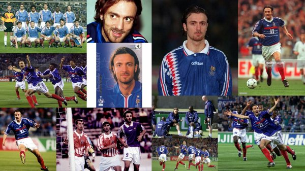 CHRISTOPHE DUGARRY