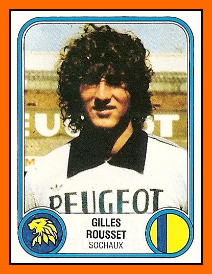 GILLES ROUSSET