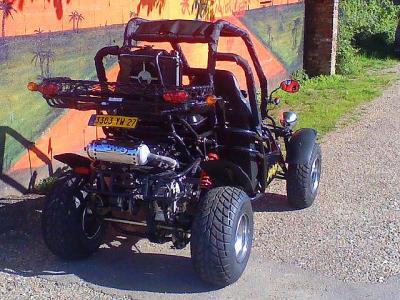 Le Kinroad Sahara 250cc - Mon Kinroad Sahara 250 cc