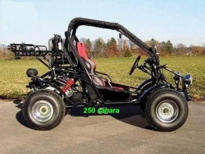 Sahara 250cc - Mon Kinroad Sahara 250 cc
