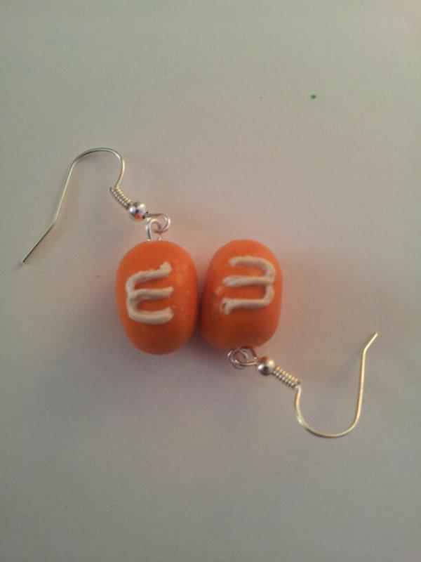 BO M&Ms orange