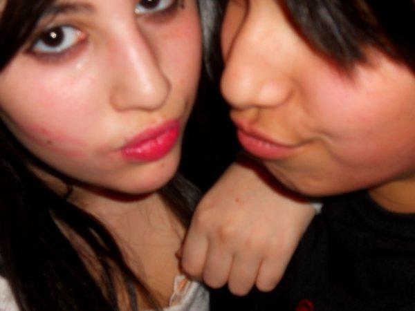 Amel & Safia :D