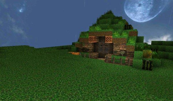 Youhouuuuu !!!J'ai trouvé une maison de hobbit :3