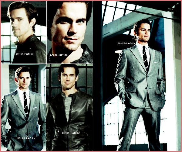 Photoshoot : Re découvrez un shoot de Matt pour le magazine Men's Health Magazine, datant de 2010.