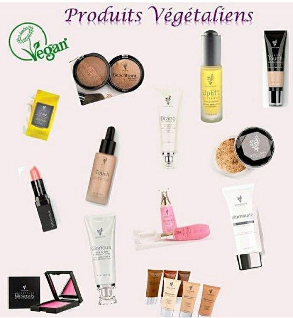 🌸notre listes des produits végétaliens 🌸