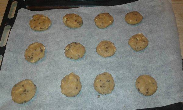 cookies aux cacahuétes