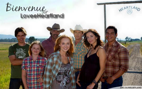 Bienvenue sur mon blog consacré à la série Heartland !