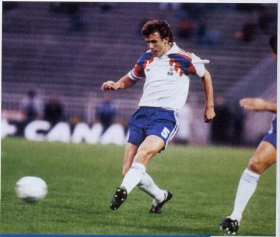 le 2eme : Franck Sauzée