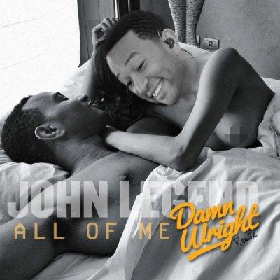 All Of Me de John Legend sur Skyrock