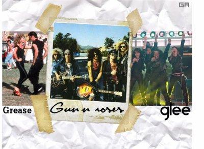Slash de Gun N' Roses déteste la série Glee