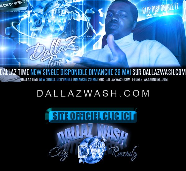 Rendez-vous sur le site officiel de Dallaz Wash sur http://dallazwash.com/