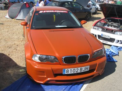 meeting du roussillon voiture tuning