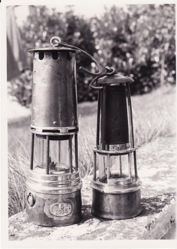 Lampe de L'ingénieur Marsaut  !