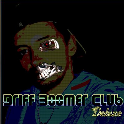 Driff Boomer Club ( deluxe ) / you can't stop ( hot club mix ) (2015)