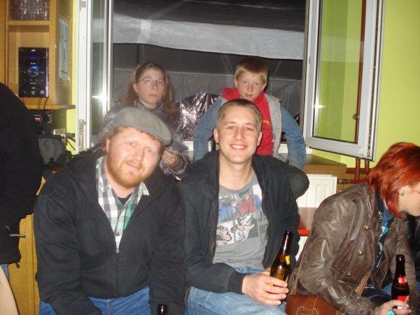 Soirée irlandaise 2012