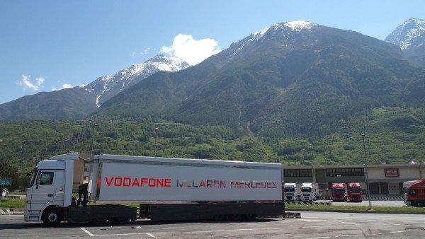 GP de Turquie Preview: Le voyage des monoplaces du MTC au circuit