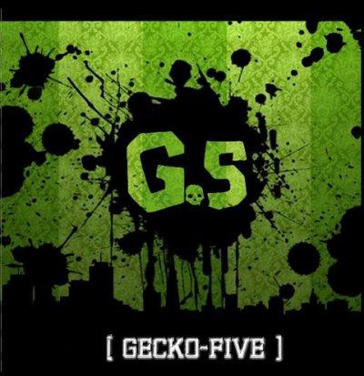 Nouvel EP des Gecko5 (Avril 2011)