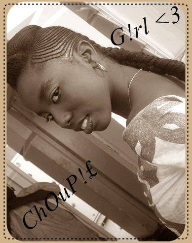 choupie girl