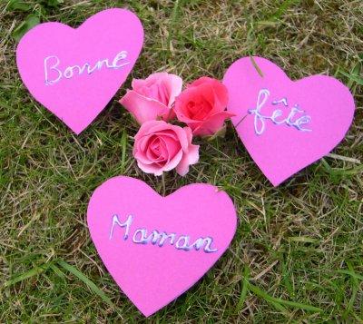 Ecoute ton coeur souhaite une bonne fête à toutes les mamans
