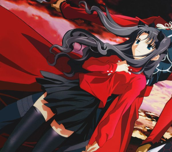Rin (Fate Stay Night)