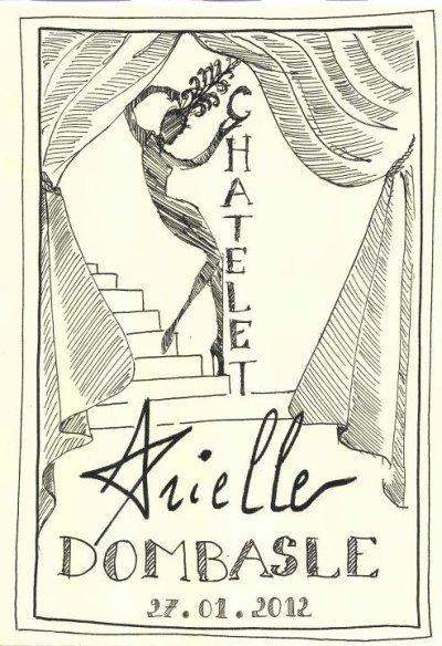 Concert au Châtelet