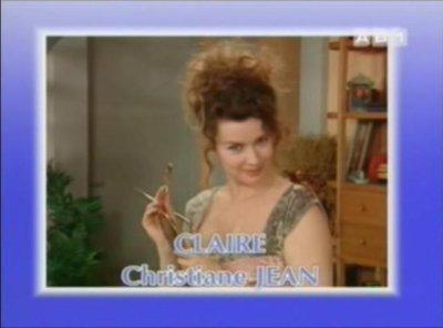 voici Claire la maman de Vincent