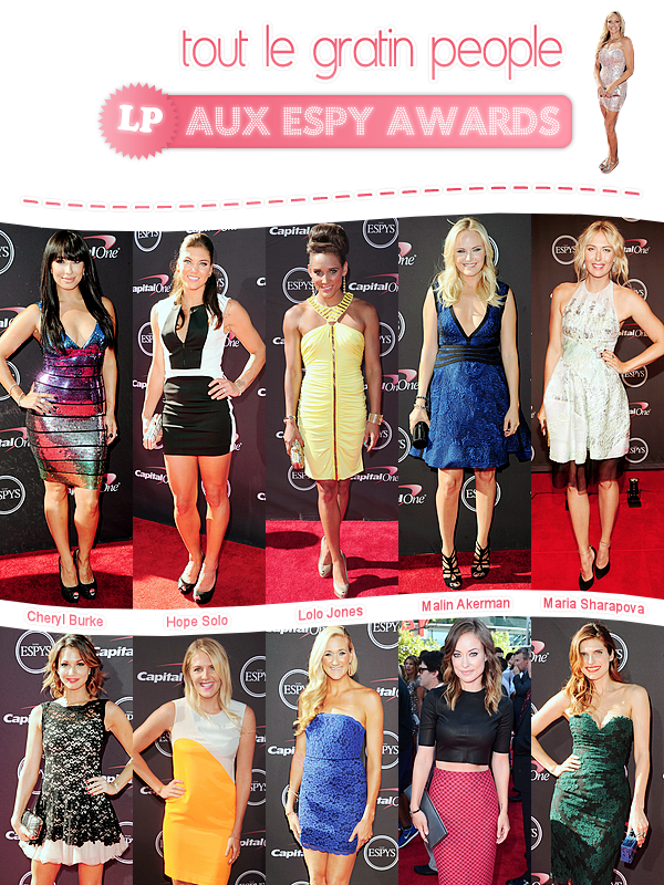 ●  ●  ●  ●  ●  ●  ●  ●  ●  ●  ●  ●  ●  ●  ●  .◣ ESPY AWARDS 2013 ◢.  ●  ●  ●  ●  ●  ●  ●  ●  ●  ●  ●  ●  ●  ●