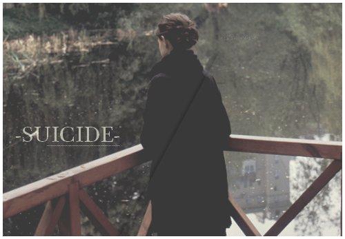 Chapitre 1 - Now I Suicide.