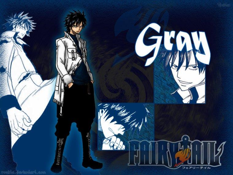 Thème 3 : Gray Fullbuster