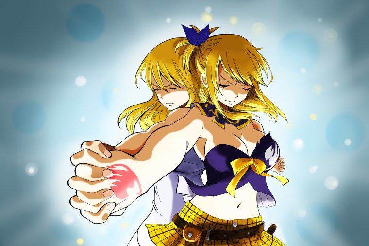 Thème 4 : Lucy Heartfilia