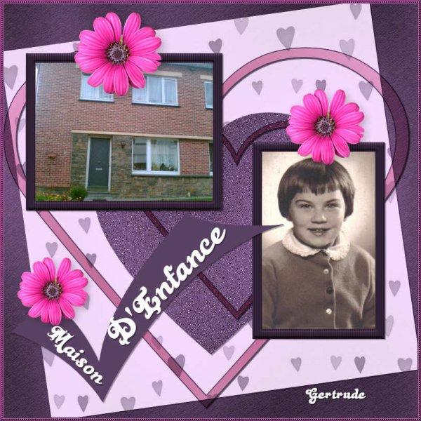 Ma maison d'enfance