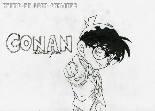 Détective Conan.
