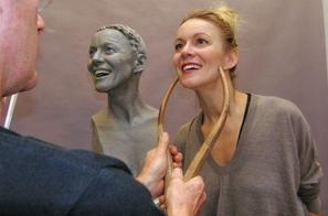 Le Musée Grévin de Montréal accueille la statue de Véronic :)