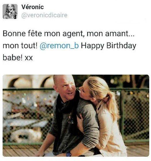 Le 16 avril 2015, c'était l'anniversaire de Rémon ♥