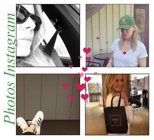 Du 29 avril au 7 mai : Véronic et Rémon ont posté 4 photos instagram