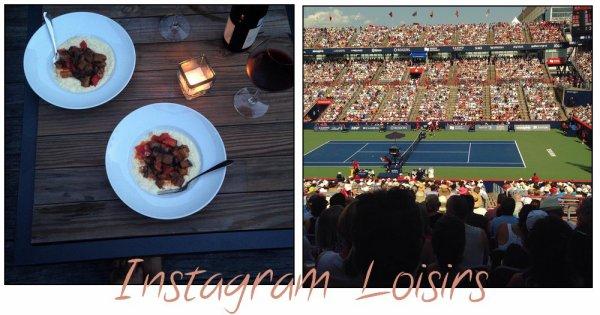 Photos du mois d'août sur les réseaux sociaux
