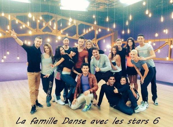 La quatrième semaine de préparation pour Danse avec les stars, l'enregistrement d'une émission et l'annulation du live suite aux attentats du 13 novembre 2015 :(