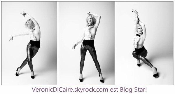 En ce 7 janvier 2016, VeronicDiCaire.skyrock.com devient blog star!
