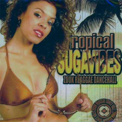 TROPICAL SUGAVIBES (ZOUK REAGGAE DANCEHALL) sur Antilles Mizik