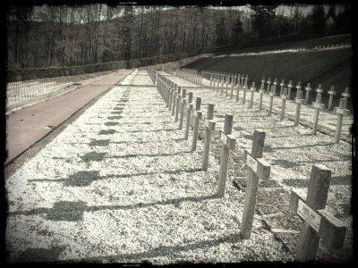 Un hommage aux morts