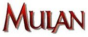 Film :  Mulan 2 ( walt Disney )