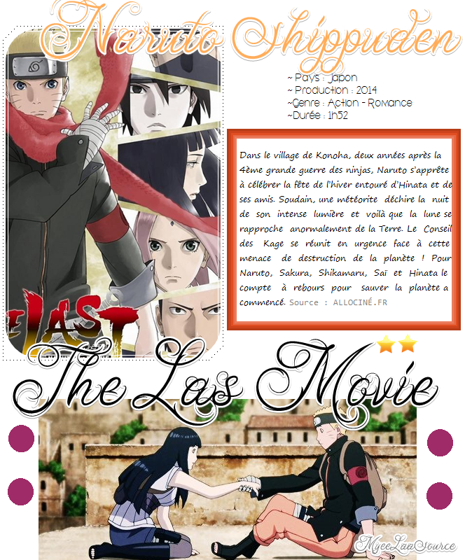 Naruto Shippuden 7 : The last movie