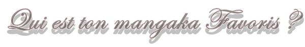Qu'est-ce qu'un mangaka ?