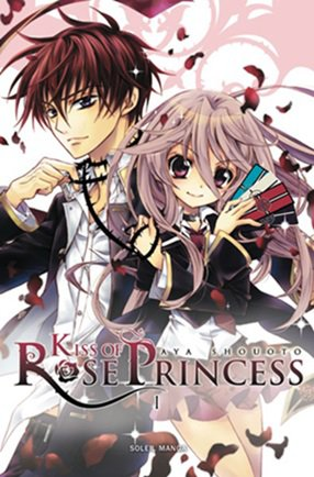 Manga :  KISS OF ROSE PRINCESS