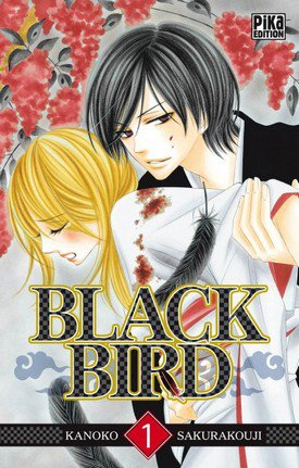 Manga : BLACK BIRD